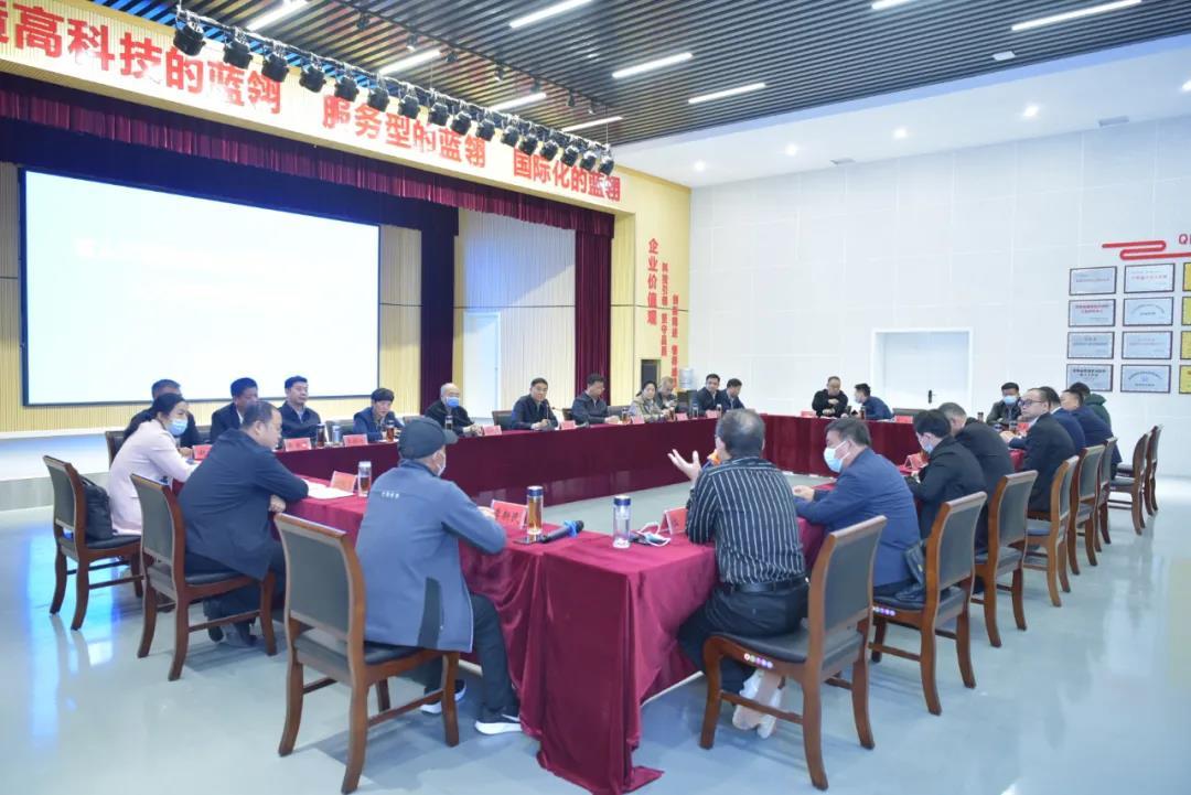 省人大常委会优化营商环境执法检查组到平舆县开展专题调研