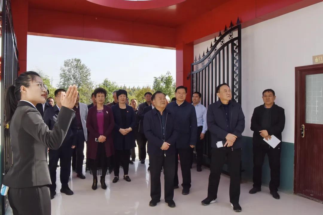 平舆县西洋店镇红色文化传承馆开馆仪式举行